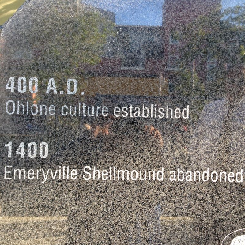 NO. 335 SITE OF SHELL MOUND -