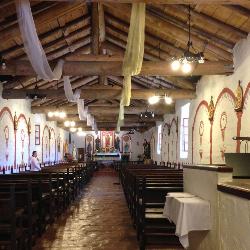 NO. 243 ASISTENCIA SAN ANTONIO DE PALA - Interior