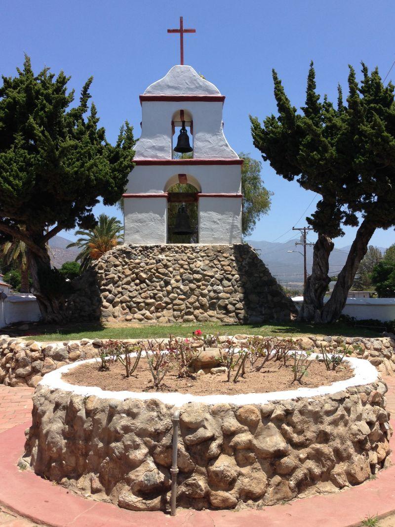 NO. 243 ASISTENCIA SAN ANTONIO DE PALA - Bell Tower
