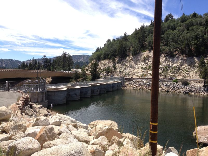 NO. 725 OLD BEAR VALLEY DAM