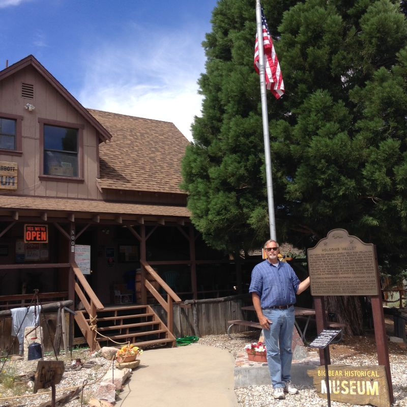 NO. 619 HOLCOMB VALLEY - Big Bear Valley Historical Society Museum