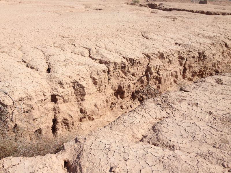 NO. 944 SITE OF FORT ROMUALDO PACHECO - Hot and Dry!