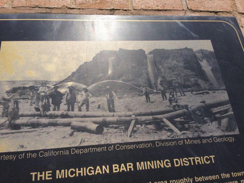 NO. 468 MICHIGAN BAR - Mining 1860's