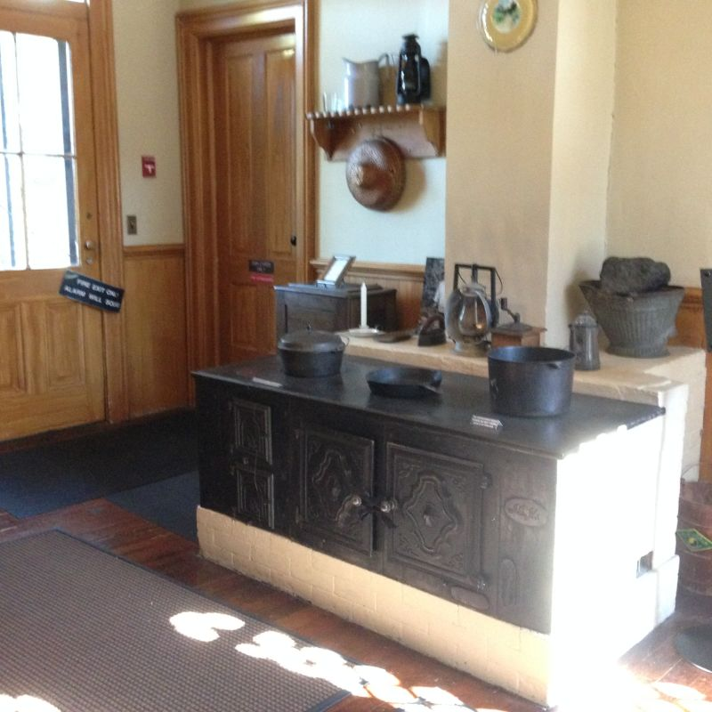 CHL #312 -John Muir National Historic Site - Kitchen