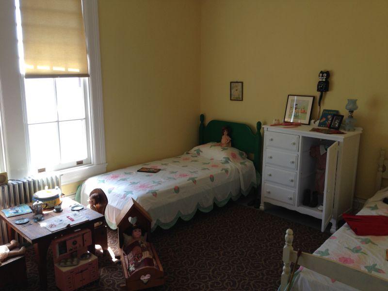 NO. 951 POINT SUR LIGHT STATION - Bedroom