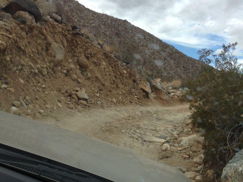 NO. 785 SANTA CATARINA - Then we hit more rocks