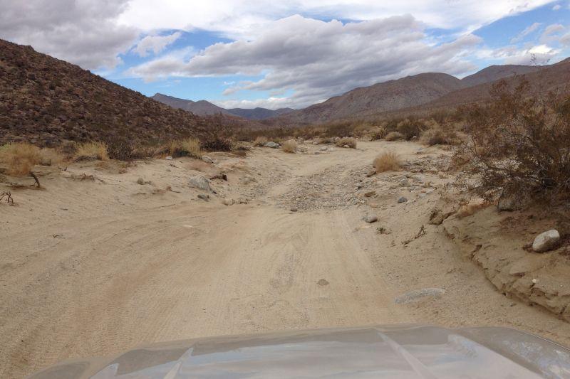 NO. 785 SANTA CATARINA - Then we hit a bigger patch of rocks...