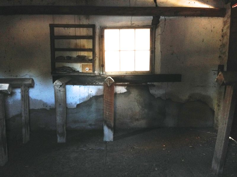 NO. 1005 SANTA ROSA RANCHO - Mereno Adobe Interior