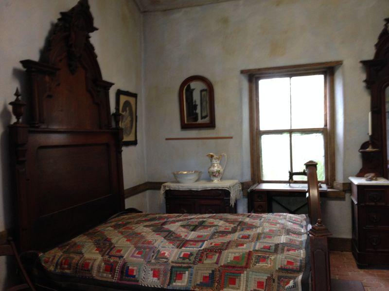 CHL #372  Adobe Palomares - Second Bedroom