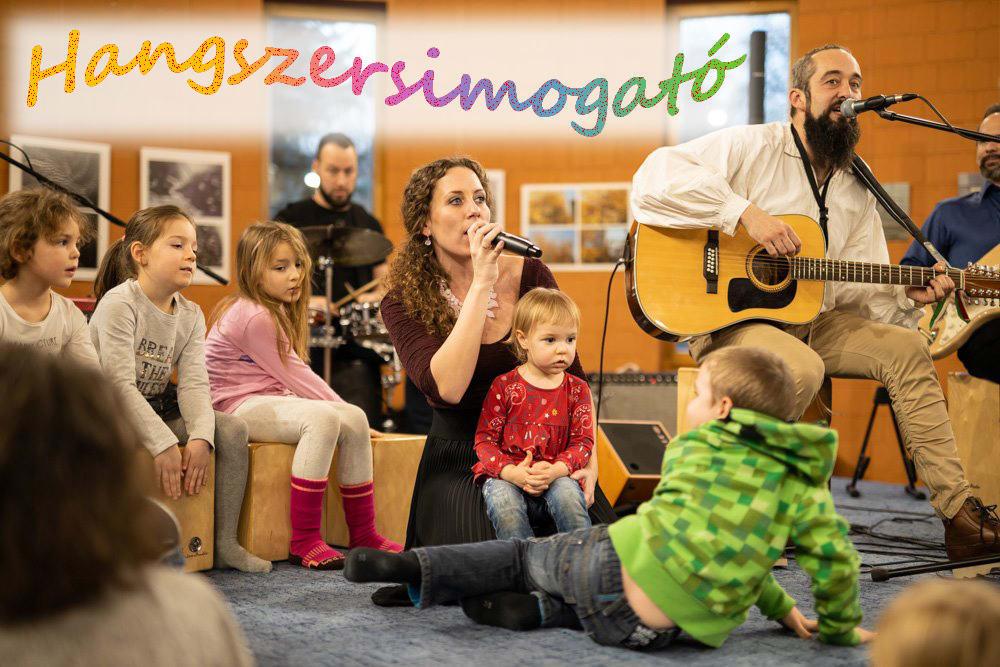 Hangszersimogató - interaktív koncert