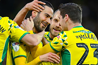 Norwich City 2-1 Blackburn Rovers:...