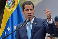 Guaido accuses Maduro of cracking...