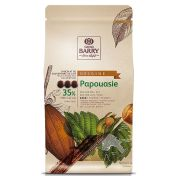 Cacao Barry Papouasie 35.8% milk chocolate couverture