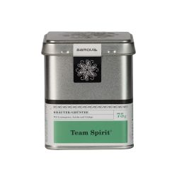 Samova Organic Team Spirit Herbal Green Tea