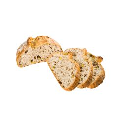Sourdough Olive Zaatar Bread Oval 615 grams