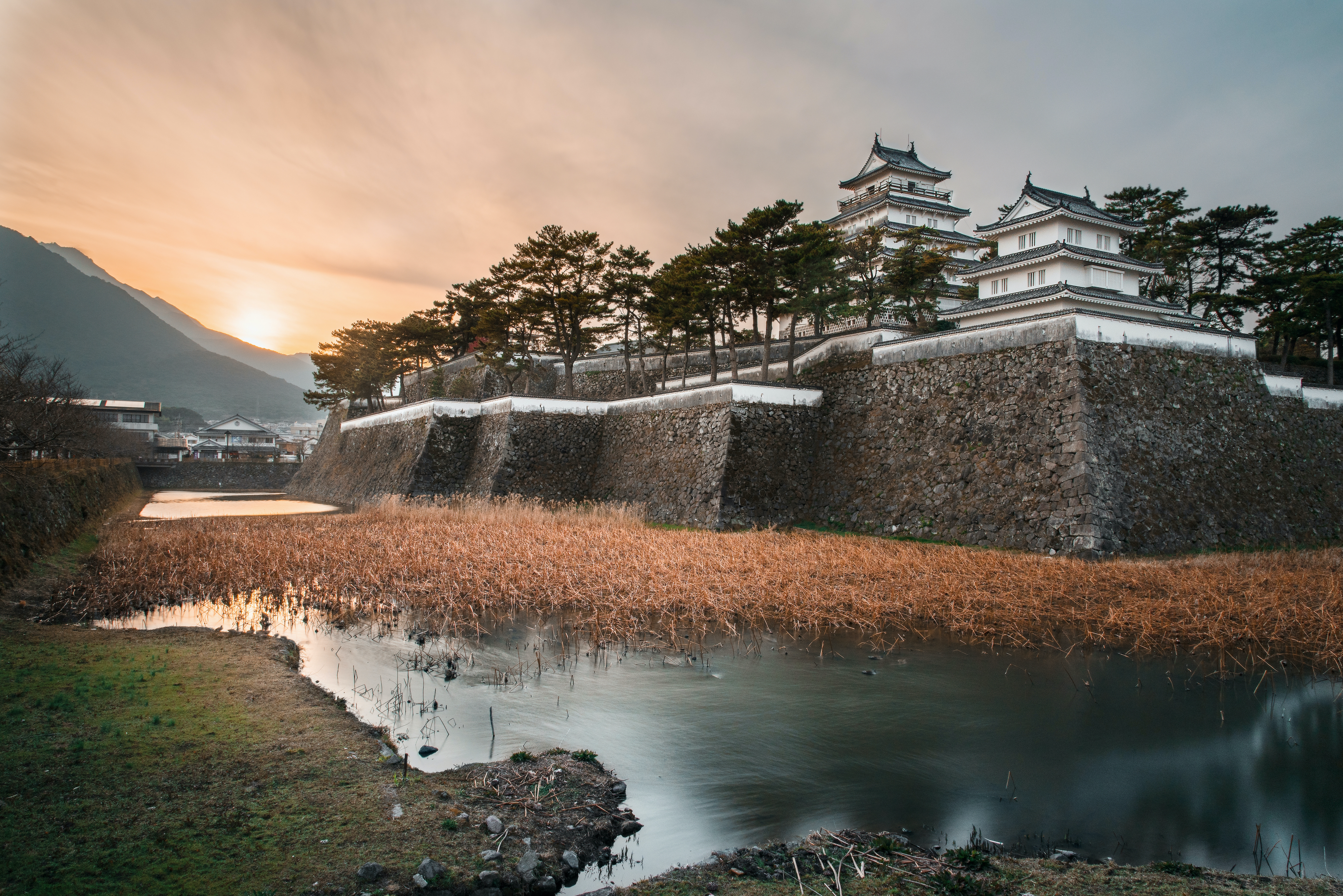 Shimabara Castle Town