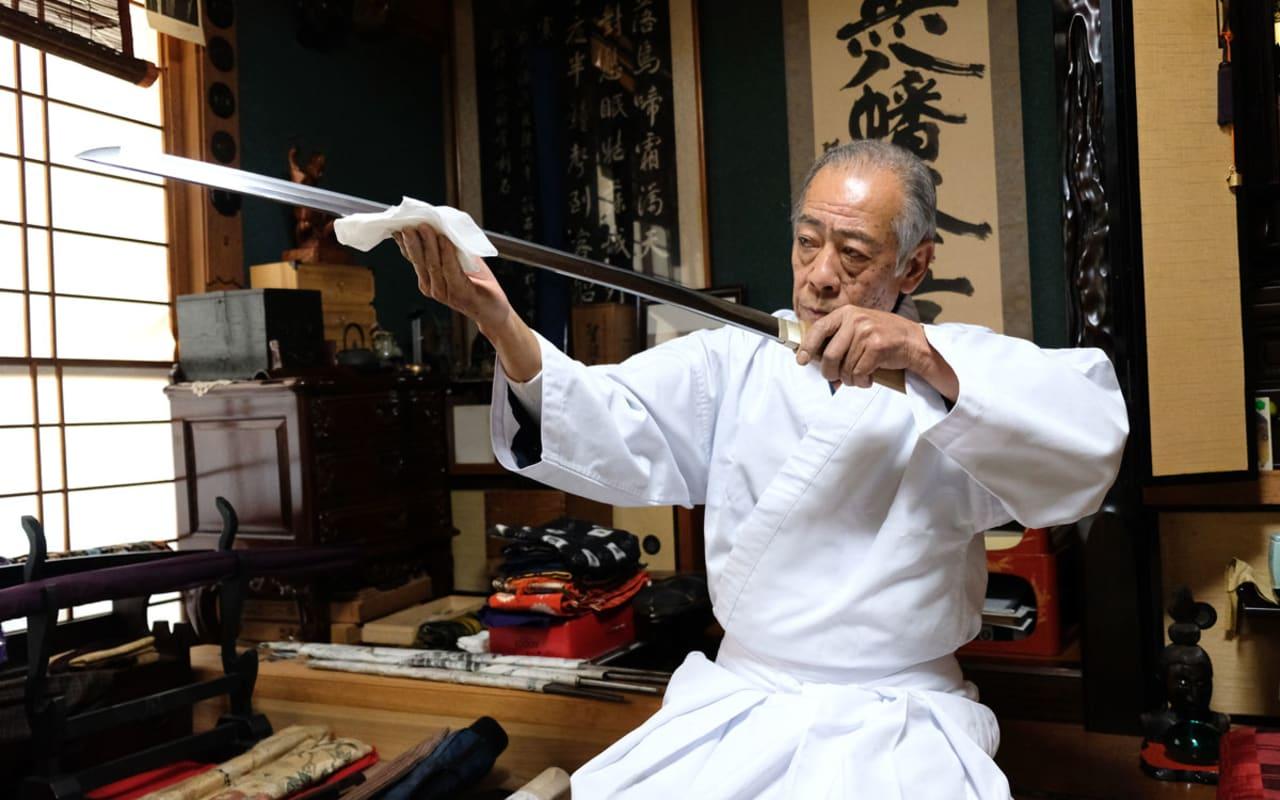 A Rare Glimpse into the World of Katana Sword-Making with Matsunaga