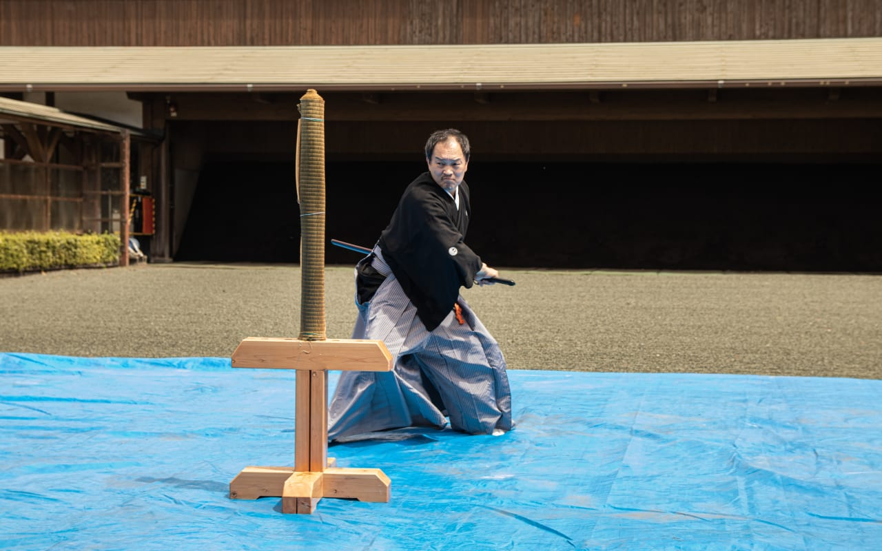 Make Flowers, Use A Katana, and Shoot Japanese Archery