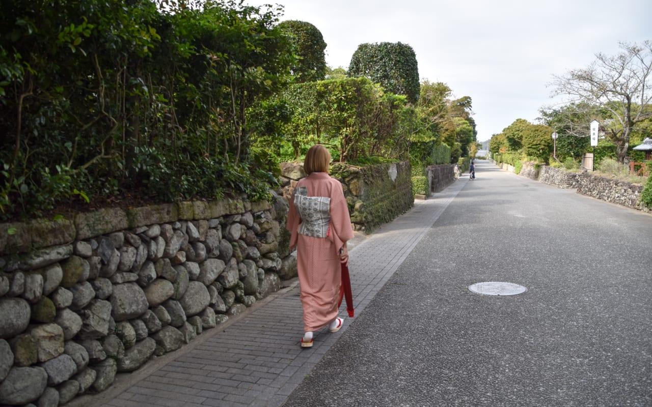 Visit one of Japan's largest samurai residences