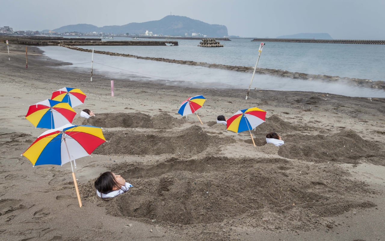 SAND BATH (IBUSUKI)