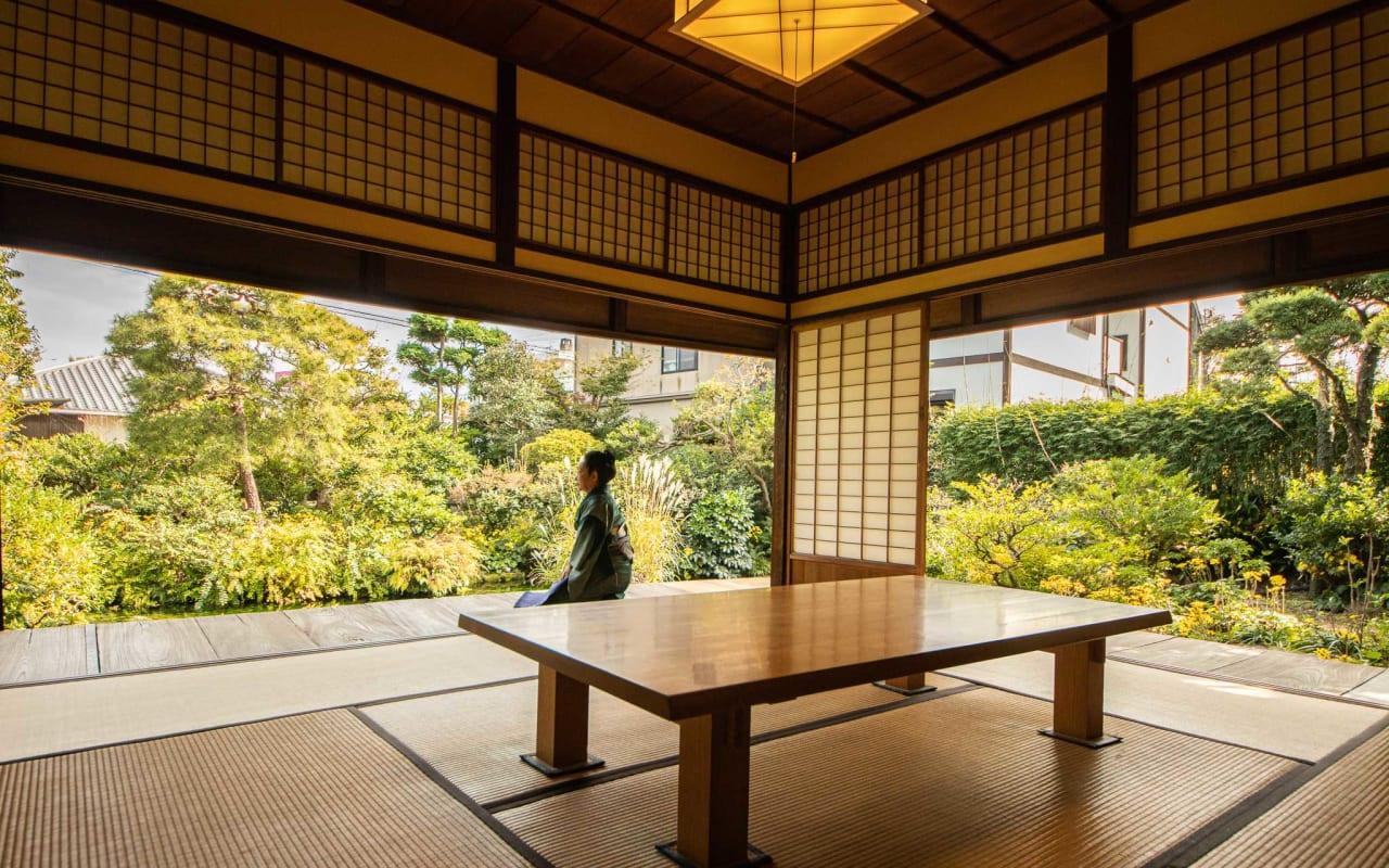 Samurai Road, Garden, and Dessert