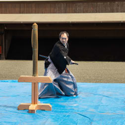 Make Flowers, Use A Katana, and Shoot Japanese Archery at Ozu Town