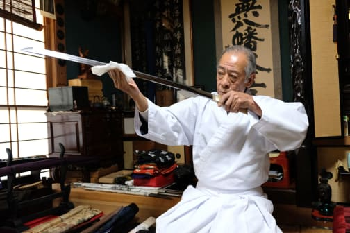 A Rare Glimpse into the World of Katana Sword-Making with Matsunaga, a Kumamoto Swordsmith