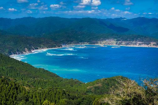 Cape Toi in Miyazaki: A Festival of Colors