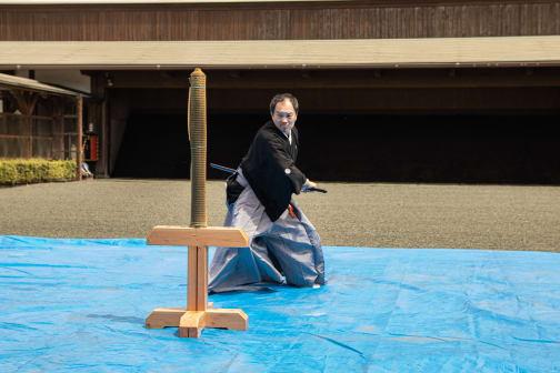 Make Flowers, Use A Katana, and Shoot Japanese Archery at Ozu Town