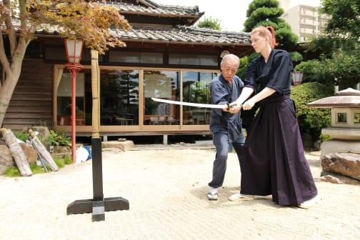 Katana Training & Omuta Exploration