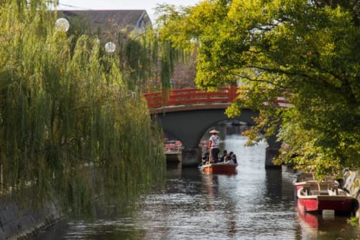Follow the Canals: The Humble Beauty of Yanagawa