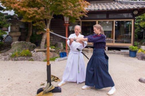 Samurai Kyushu Part 2: Following the Way of the Sword