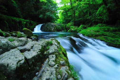 Kikuchi District - The Great Outdoors of Kyushu