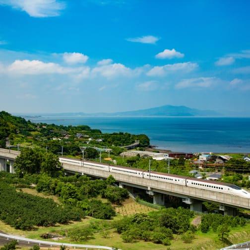 Kyushu By Rail