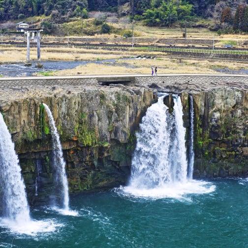 Harajiri Falls