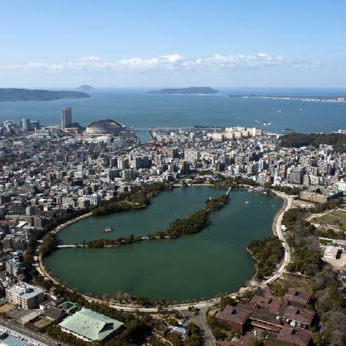 Ohori Park