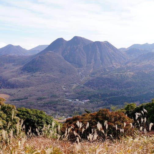 Kuju Mountains: Explore Kyushu's Volcanic Mountain Range