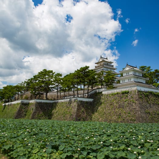 Shimabara Castle Town