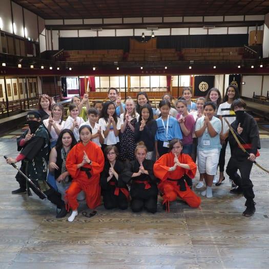 Ninja Experience (Kaho Gekijyo Theater)