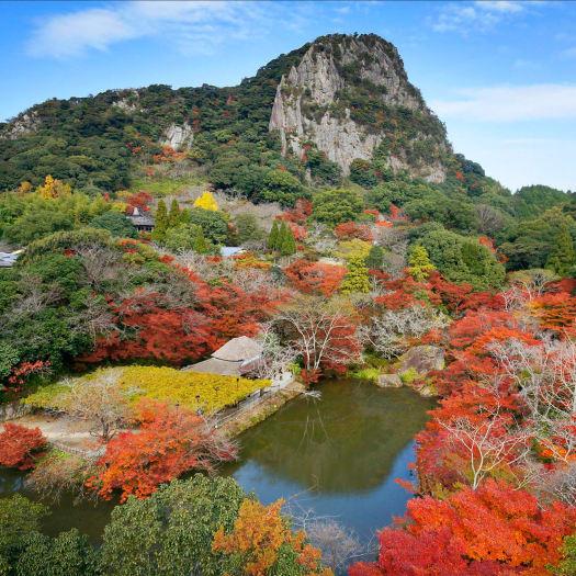 Minefuneyama Rakuen Gardens