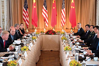China swears words in talks with the...