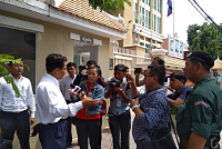 The Phnom Penh Municipal Court does...