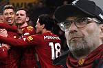 Liverpool boss Jurgen Klopp sends...