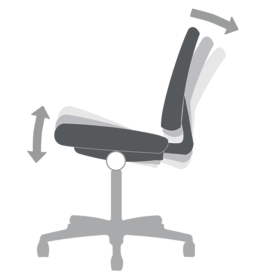 Chair Functions Center Tilt