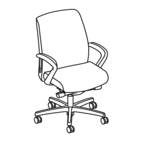 Serial Number Locator Chairs Icon