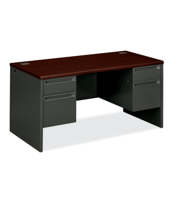 38000 Series Double Pedestal Desk