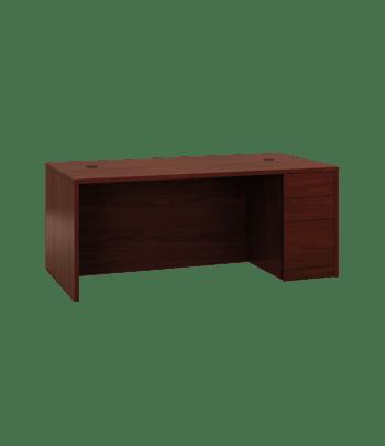 10500 Series Right Pedestal Desk