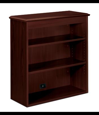 94000 Series Bookcase Hutch