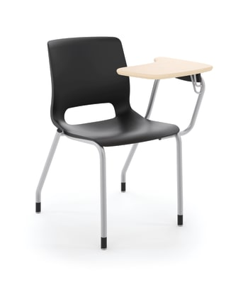 Motivate Guest Chair with Upholstered Seat