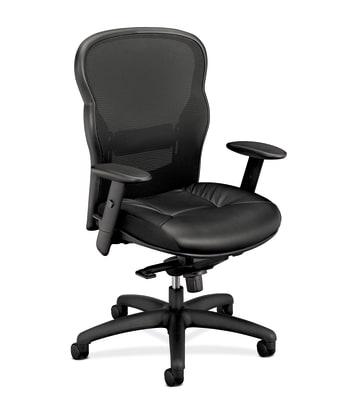 Wave Executive Mesh High-Back Chair